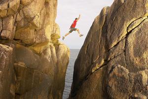 3. Take the leap